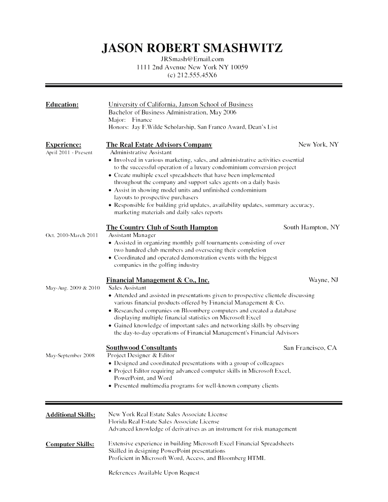 Resume Templates Reddit 2018 Resume Templates