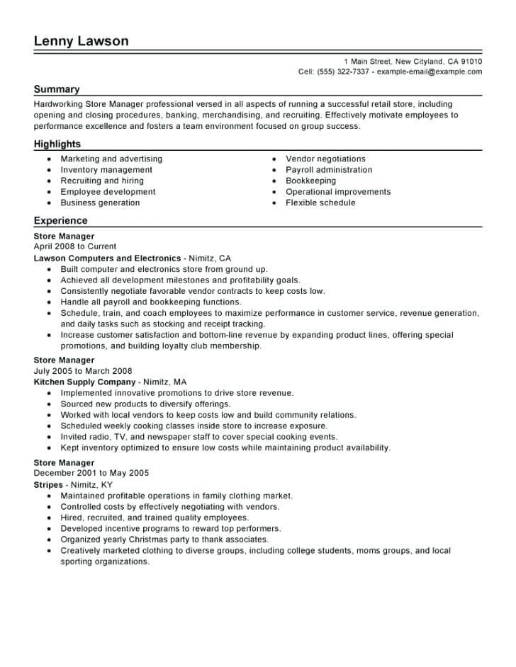 Resume Templates Zoo