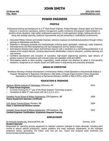 Resume Templates Tamu